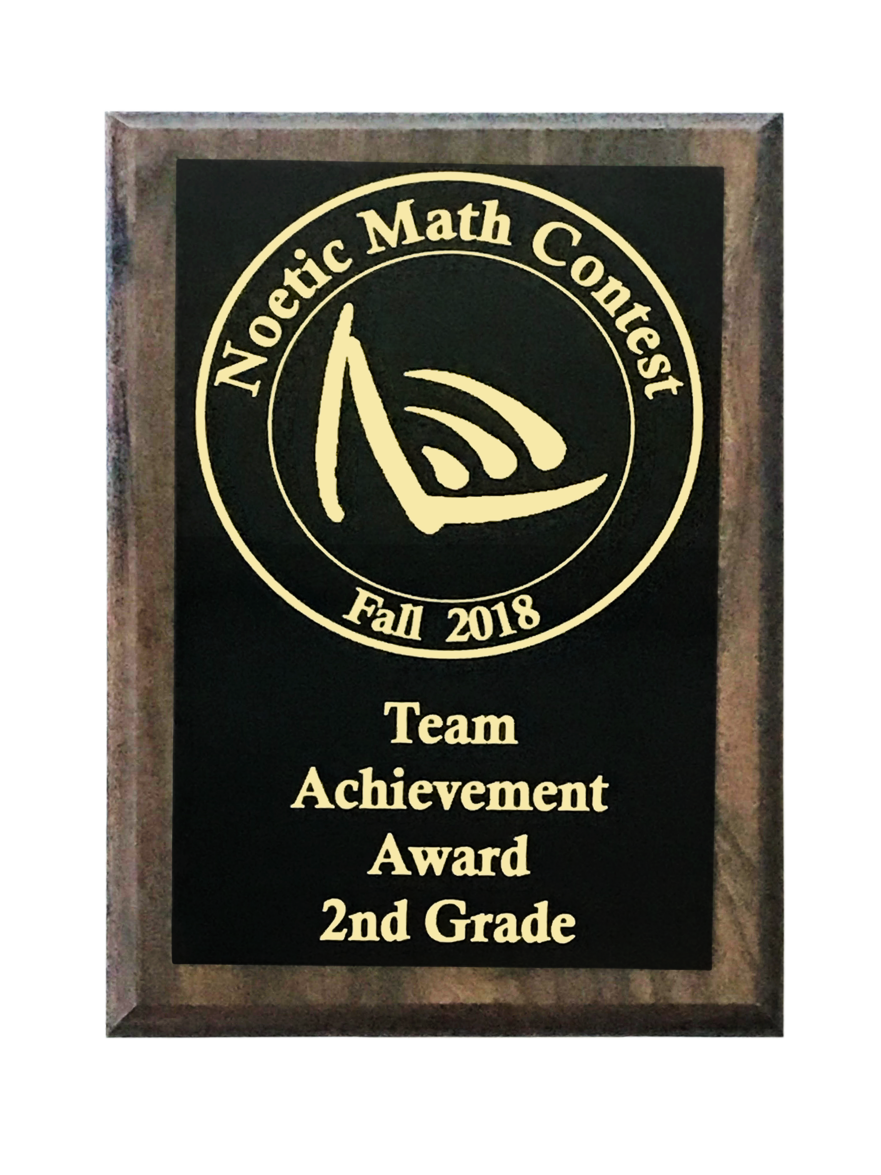 Math Contest for Students in Grades 2, 3, 4, 5 and 6